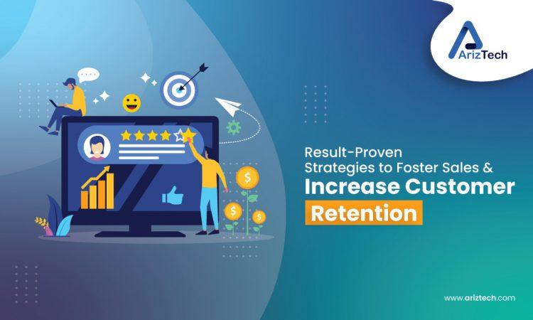 Customer Retention - Salesforce Services